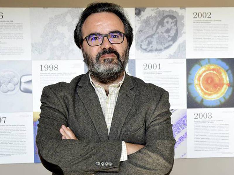 imagen de El genetista Lluís Montoliu, nuevo presidente del Comité de Ética del CSIC. / CNB-CSIC
