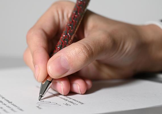 Firma de documento