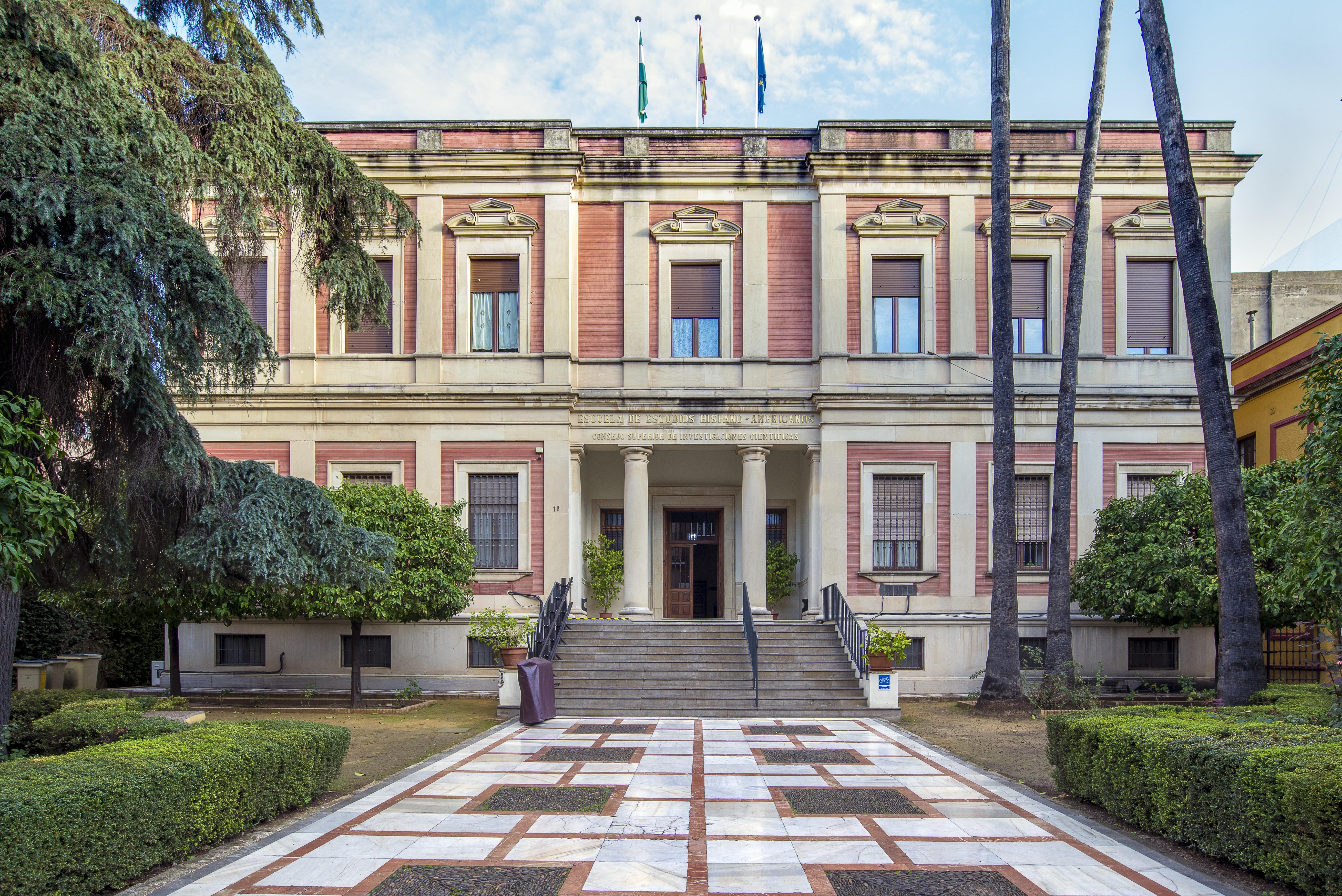 Residencia de Investigadores y Biblioteca de Sevilla