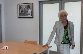 La investigadora Josefina Castellví