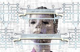 La inteligencia artificial es un campo de investigación en auge no exento de enormes implicaciones éticas./ PIXABAY