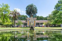 Pabellón Villanueva del Real Jardín Botánico del CSIC. / RJB-CSIC