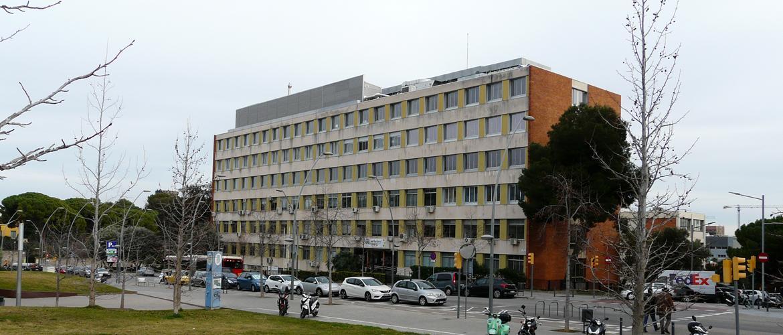 Fachada Centro de Investigación y Desarrollo Pascual Vila