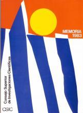Portada Memoria 1983