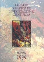 Portada Memoria 1999