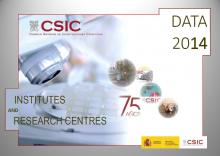 Portada del Documento de Datos 2014 (PDF)