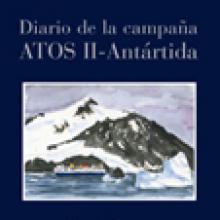 Cubierta Diario de la campaña ATOS II-Antártida