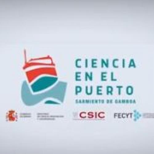 Ciencia en el puerto