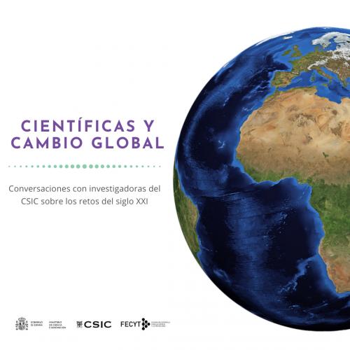 Científicas y cambio global