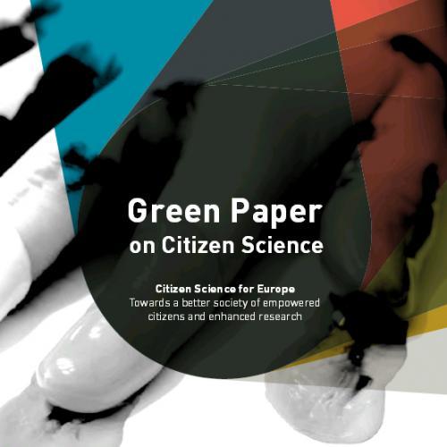 Cuaderno verde Ciencia Ciudadana