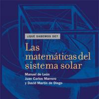 Cubierta Las matemáticas del Sistema Solar