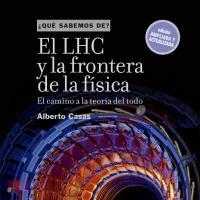 Cubierta ElLHC y la frontera de la física