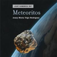 Cubierta Meteoritos