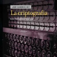Cubierta La criptografía
