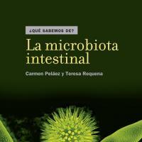 Cubierta La microbiota intestinal