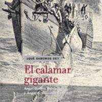 Cubierta El calamar gigante
