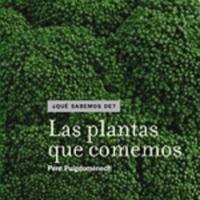Cubierta Las plantas que comemos
