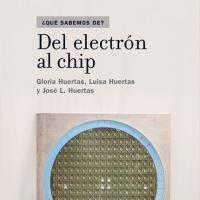 Cubierta Del electrón al chip