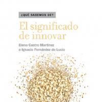Cubierta El significado de innovar
