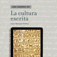 Cubierta La cultura escrita