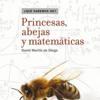 Cubierta Princesas, abejas y matemáticas