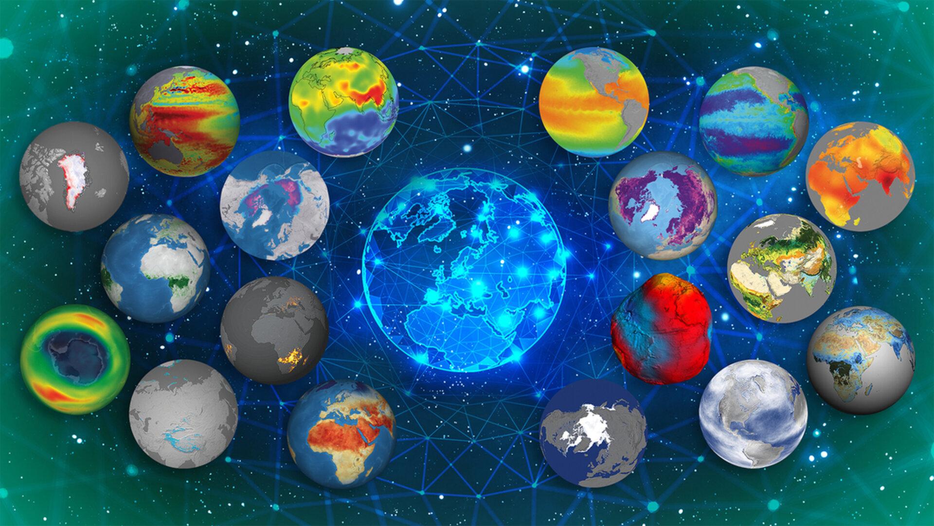 imagen de CAIRT se halla entre las cuatro propuestas seleccionadas por la Agencia Espacial Europea para el estudio de viabilidad del programa Earth Explorer. / ESA